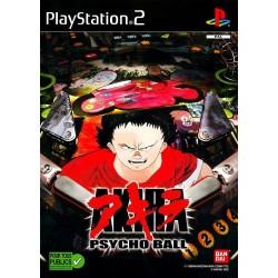 PS2 AKIRA PSYCHO BALL - Jeux PS2 au prix de 6,95€