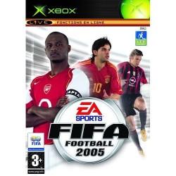 XB FIFA 2005 - Jeux Xbox au prix de 2,95€