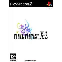 PS2 FINAL FANTASY X2 - Jeux PS2 au prix de 9,95€