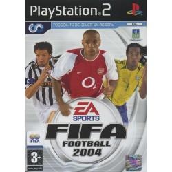 PS2 FIFA 2004 - Jeux PS2 au prix de 0,95€