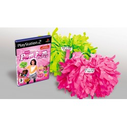 PS2 EYE TOY PLAY POM POM PARTY + POMPONS - Jeux PS2 au prix de 4,95 €