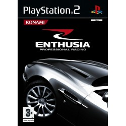 PS2 ENTHUSIA PROFESSIONAL RACING - Jeux PS2 au prix de 6,95 €
