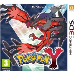 3DS POKEMON Y - Jeux 3DS au prix de 19,95€