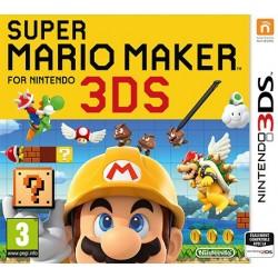 3DS SUPER MARIO MAKER - Jeux 3DS au prix de 14,95€