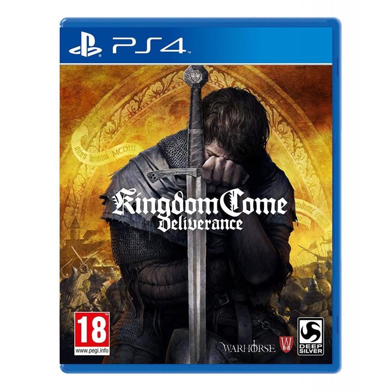 PS4 KINGDOM COME DELIVERANCE OCC - Jeux PS4 au prix de 14,95€