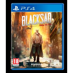PS4 BLACKSAD : UNDER THE SKIN LIMITED EDITION - Jeux PS4 au prix de 49,95€