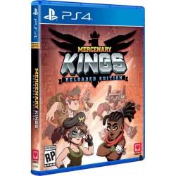 PS4 MERCENARY KINGS RELOADED EDITION (LIMITED RUN) - Jeux PS4 au prix de 49,95€