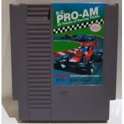 NES RC PRO AM (LOOSE) - Jeux NES au prix de 6,95€