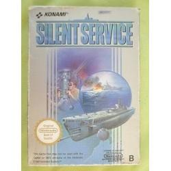 NES SILENT SERVICE - Jeux NES au prix de 24,95€