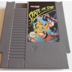 NES SKATE OR DIE (LOOSE) - Jeux NES au prix de 4,95€