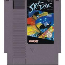 NES SKI OR DIE (LOOSE) - Jeux NES au prix de 4,95€