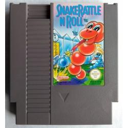 NES SNAKE RATTLE N ROLL (LOOSE) - Jeux NES au prix de 6,95€