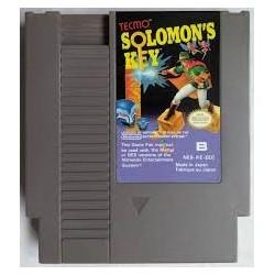 NES SOLOMON S KEY (LOOSE) - Jeux NES au prix de 9,95€