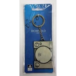 PORTE CLES PLAYSTATION CONSOLE (METAL) - Porte Clés au prix de 6,95€
