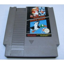 NES SUPER MARIO BROS DUCK HUNT (LOOSE) - Jeux NES au prix de 7,95 €
