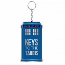 PORTE CLES DOCTOR WHO TARDIS KEYS TO THE TARDIS - Porte Clés au prix de 9,95€