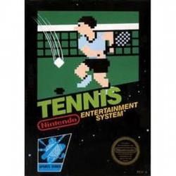 NES TENNIS (LOOSE) - Jeux NES au prix de 4,95€