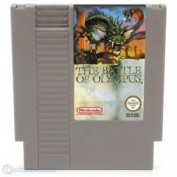 NES THE BATTLE OF OLYMPUS (LOOSE) - Jeux NES au prix de 6,95€