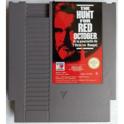 NES THE HUNT FOR RED OCTOBER (LOOSE) - Jeux NES au prix de 6,95 €
