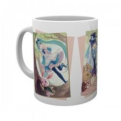 MUG HATSUNE MIKU WONDERLAND 315ML - Mugs au prix de 9,95€