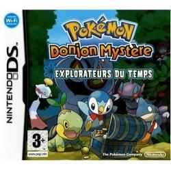 DS POKEMON DONJON MYSTERE EXPLORATEURS DU TEMPS - Jeux DS au prix de 12,95€