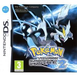 DS POKEMON NOIRE 2 - Jeux DS au prix de 24,95€