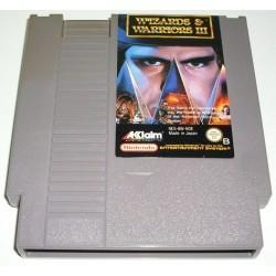 NES WIZARDS AND WARRIORS 3 (LOOSE) - Jeux NES au prix de 6,95€