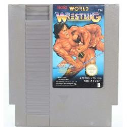 NES WORLD WRESTLING (LOOSE) - Jeux NES au prix de 4,95€