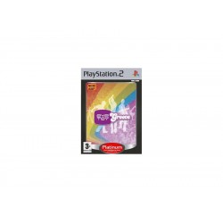 PS2 EYE TOY GROOVE (PLATINUM) - Jeux PS2 au prix de 2,95€