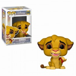 POP DISNEY 496 SIMBA - Figurines POP au prix de 14,95 €