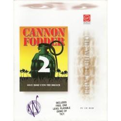 PC CANNON FODDER 2 - PC au prix de 6,95€