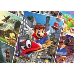 PUZZLE SUPER MARIO ODYSSEY 500 PIECES - Puzzles au prix de 11,95€