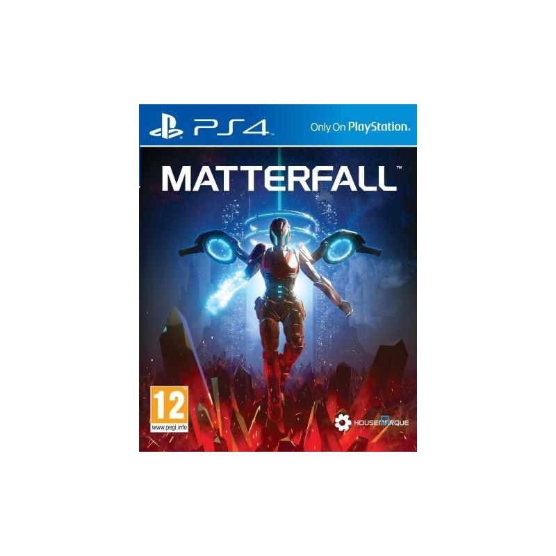 PS4 MATTERFALL OCC - Jeux PS4 au prix de 9,95€