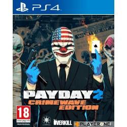 PS4 PAYDAY 2 OCC - Jeux PS4 au prix de 19,95€
