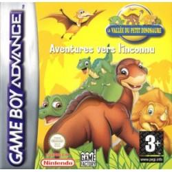 GA LA VALLEE DU PETIT DINOSAURE AVENTURES VERS L INCONNU - Jeux Game Boy Advance au prix de 6,95€