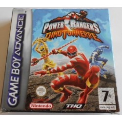 GA POWER RANGERS DINOTONNERRE - Jeux Game Boy Advance au prix de 9,95€