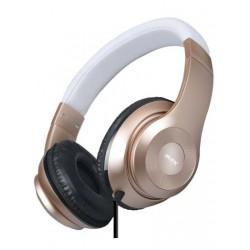 CASQUE FILAIRE OR MTK K3407 - Ecouteurs Téléphones au prix de 14,95€