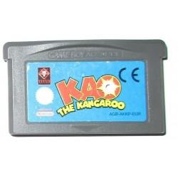 GA KAO THE KANGAROO (LOOSE) - Jeux Game Boy Advance au prix de 4,95€