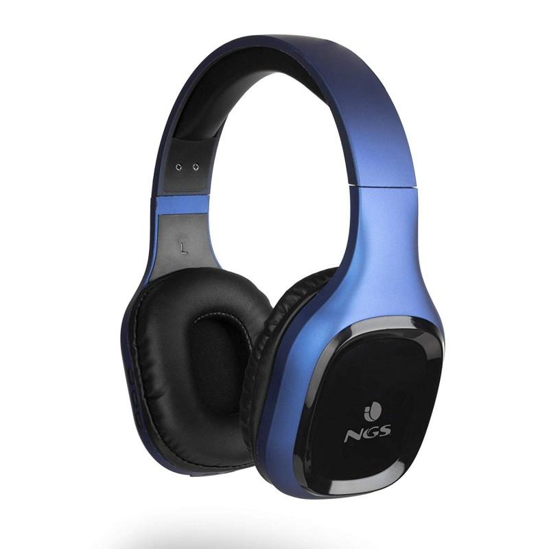 CASQUE NGS BT ARTICA SLOTH BLUE - Ecouteurs Téléphones au prix de 24,95€