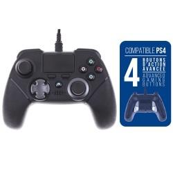 MANETTE PS4 ESPORT PRO PALETTES - Accessoires PS4 au prix de 39,95€