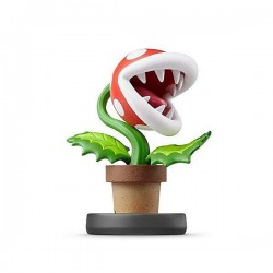 AMIIBO SUPER SMASH BROS PLANTE PIRANHA - Figurines NFC au prix de 14,95 €