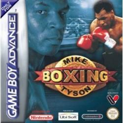GA MIKE TYSON BOXING - Jeux Game Boy Advance au prix de 6,95€
