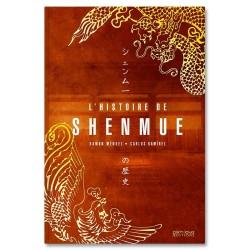 HISTOIRE DE SHENMUE - Librairie Gaming au prix de 24,90€
