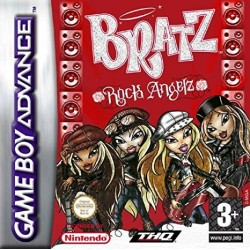 GA BRATZ ROCK ANGELZ - Jeux Game Boy Advance au prix de 4,95 €