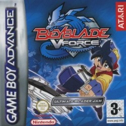 GA BEYBLADE VFORCE - Jeux Game Boy Advance au prix de 4,95€