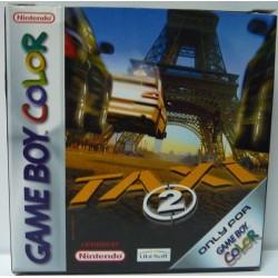 GB TAXI 2 (SANS NOTICE) - Jeux Game Boy au prix de 4,95€