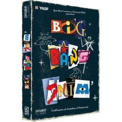 BIG BANG ANIM - Librairie Gaming au prix de 20,00€