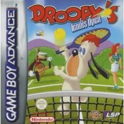 GA DROOPY S TENNIS OPEN - Jeux Game Boy Advance au prix de 6,95€