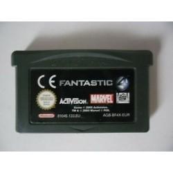 GA LES 4 FANTASTIQUES (LOOSE) - Jeux Game Boy Advance au prix de 1,95€