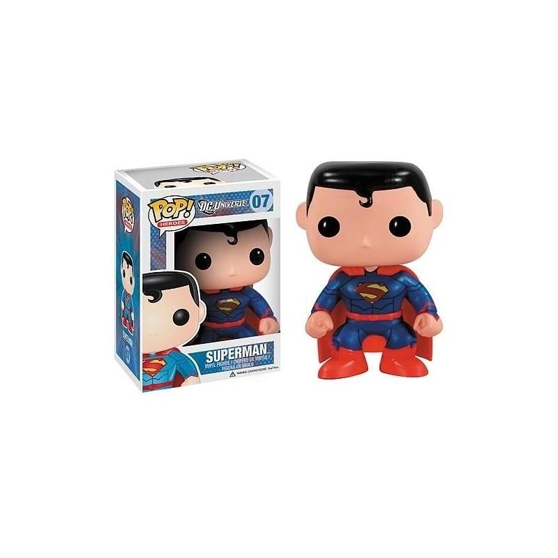 POP DC UNIVERS 07 SUPERMAN - Figurines POP au prix de 14,95€